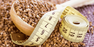 Buckwheat diet has the lowest possible calorie content